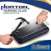 TEMPERED GLASS NORTON SAMSUNG MEGA 5.8 / MEGA 6.3 / A8 / ALPHA