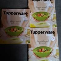 Katalog Tupperware Reguler bulan Juni - Nov 2016 / 6 bulan