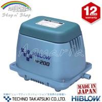 Techno Takatsuki HP-200 Pompa Udara Hiblow Air Pump Japan