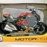 Jual Maisto Ducati Diavel Carbon 1:12 Murah