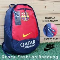 harga Tas Ransel Nike Barcelona Navy Red Tokopedia.com