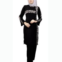 Model Terbaru Baju Gamis maxi Wanita Cantik|baju muslim MURAH