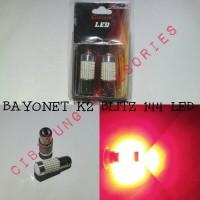 Led Rem / Lampu Rem Kedip / Strobo Gartner (Bayonet)