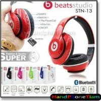 Headset Bluetooth Beats Studio STN-13 / Headphone / Hedset Stereo Beat