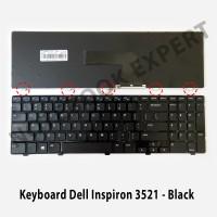 Keyboard Dell Inspiron 15 3521 - Black
