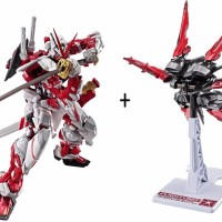 Metal Build Gundam Astray Red Frame + Flight Unit set
