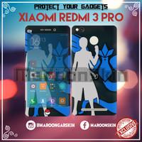 Garskin Xiaomi Redmi 3 Pro Team Mystic