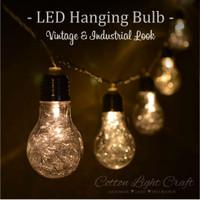 harga LED Hanging Bulb - Lampu Gantung - Lampu Hias - Tumblr Lamp - String Tokopedia.com