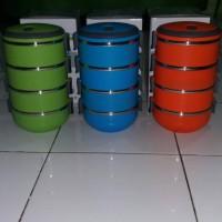 Jual Rantang Stainless 4 Susun/Lunch Box Murah