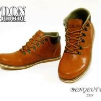 Sepatu boot pria / Sepatu boot kulit / Boot