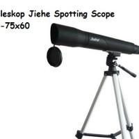 Teleskop Jiehe Spotting Scope 25-75x60