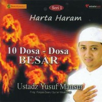 """CD 10 Dosa Besar Vol. 1 """"Ustadz Yusuf Mansur"""""""