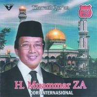 CD H Muammar Za - Tilawatil Qur'an Surah Al Israa Ayat 9-15