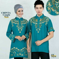 Baju Couple Muslim Shinta UDDS