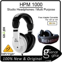 Behringer HPM1000 - Studio Monitor Multi Purpose Headphones HPM 1000