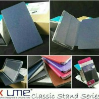 UME Classic Samsung Tab A 8 2017 T385 Flip Cover Wallet Book Cover