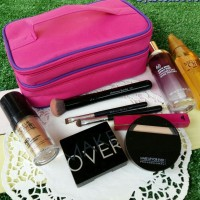 Jual Tempat Make Up Tas Kosmetik WSO Women Stuff Organizer Murah