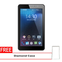 ADVAN Vandroid E1C Pro 3G - 8GB - Putih + Gratis Diamond Case