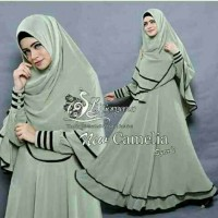 Camelia syarii/stelan hijab/baju gamis/baju muslim/fashion/promo*AT