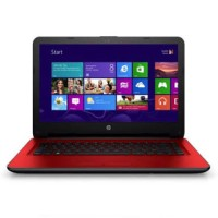 Notebook HP HP14 ac150tu 1.6 Ghz Intel Celeron N3050 Red