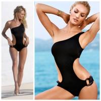 Jual VS Monokini Bikini Set Swimsuit Lingerie Gstring Bra BH Outer Cover Up Murah