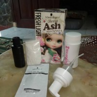 FRESHLIGHT hair color (mousse) by SCHWARZKOPF
