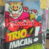 Trio (lebih) Macan! - Edi Mulyono