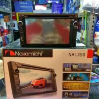 harga HEAD UNIT DOUBLE DIN NAKAMICHI NA1550 Tokopedia.com