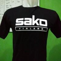 kaos/baju/tshirt SAKO FINLAND