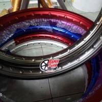 harga velg rossi r17 lebar 140 ecer 140rb/pcs murah meriah Tokopedia.com