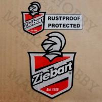 Stiker New Ziebart ( Tempel Dalam )