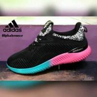Diskon!! Sepatu Sneakers Wanita Tidak Mahal / Adidas Alphabounce Har