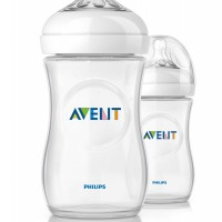 Philips Avent Bottle Natural 260ml White Botol Susu Bayi SCF693 260 ml