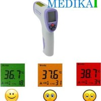 Jual TERMOMER DIGITAL Non-Contact Infrared Gun Thermometer Termometer Laser Murah