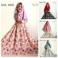 Hijab Syari Teeaa Kid Size L - 4 warna