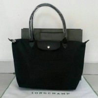 AUTHENTIC LONGCHAMP PLANETES LARGE LONG HANDLE