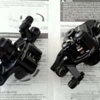 harga Caliper Rem Cakram Mekanik Shimano Tourney Tx 805 Sepasang Tokopedia.com