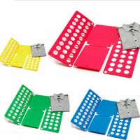 Magic Fast Clothes Shirts Folding Board Perapi Pelipat Paka
