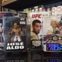 Action Figure UFC Ultimate Collector Round5