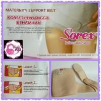 Jual Maternity Belt Korset Ibu Hamil Sorex Original Murah