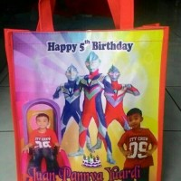Tas souvenir ulang tahun anak murah.