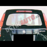 Spoiler Suzuki Splash