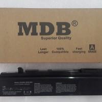 MDB Baterai Laptop, Baterai ToshibaPA3357,PABAS048,PABAS049,Qosmio F20