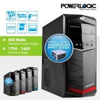 Powerlogic Futura NEO 100 XV - Red Best Buy