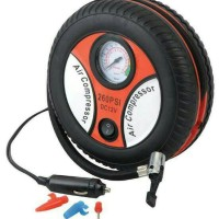 Pompa Angin Listrik Ban Mobil Air Compressor Car Portable Otomotif