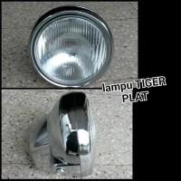 harga >>  Lampu Depan / Reflektor Motor Tiger Baru | Lampu Headlamp Stopl Tokopedia.com