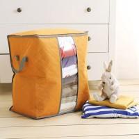 Jual Storage Bag Bamboo Charcoal Folding Clothes Murah