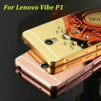 harga Casing Lenovo Vibe P1 Turbo Mirror Aluminium Metal Hardcase Tokopedia.com