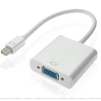 Thunderbolt to VGA  Connector to VGA Converter for Macbook /Pro/air