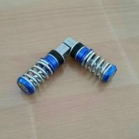 Footstep Per / Spiral Belakang Untuk Semua Motor Universal Bungbon